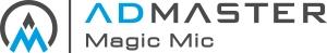 AdMaster Magic Mic Logo (cmyk)