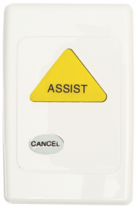 assistance button